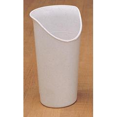 MEDMDSF1120S - MedlineNosey Cup, 8 oz, Sandstone