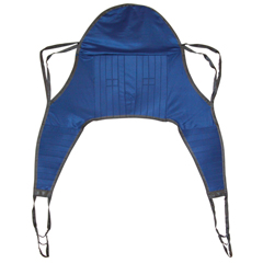 MEDMDSHC70011 - MedlineSling, Padded, U Shape, Large, with Head Support