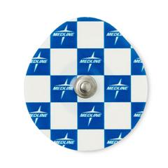 MEDMDSM611950 - Medline - ECG Stress/Diaphoretic Foam Electrodes, 50-Pack, 6000 EA/CS