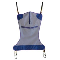 MEDMDSMR110 - Medline - Reusable Full-Body Patient Slings, Medium