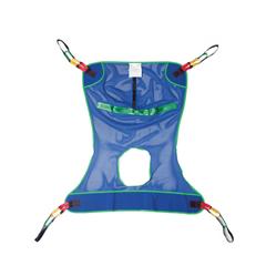 MEDMDSMR114 - Medline - Reusable Full-Body Patient Slings, Medium