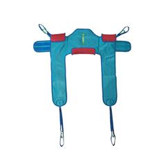 MEDMDSTO1 - Medline - Sling, Toileting , Padded, 400 Lb, Small