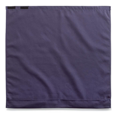 MEDMDT014117NAVY - MedlineClassic Style Dignity Napkin with Hook-and-Loop Closure