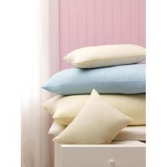 MEDMDT219717D - Medline - Nylex II Pillows, Tan, 13 x 17