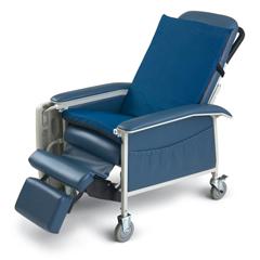 MEDMDT23CHAIRPD2 - MedlineGeri Chair, Pressure Reduction Pad (2Pc)