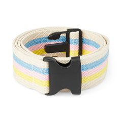 MEDMDT821208PAS - Medline - Belt, Gait, Cotton, Pastel, 60, Plastic Buckle