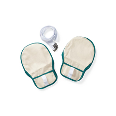 MEDMDT823256 - Medline - Protector, Mitt, Hand, Flexible, Cotton, Pair