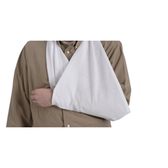 MEDMDT824085 - Medline - Sling, Arm, Triangular, 18x36, 12Cs