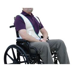 MEDMDT828022 - Medline - Restraint, Vest, Safety, Economy, Cotton, Medium, 6Cs
