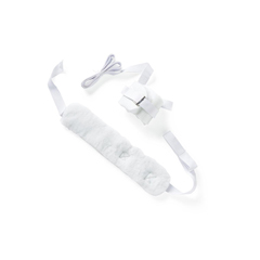 MEDMDT829082C - Medline - Holder, Limb, Padded, Non-Detachable Straps, 6 Pair