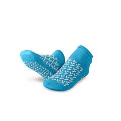 MEDMDTDBLTREADLH - MedlineDouble-Tread Slippers