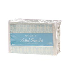 MEDMDTDEALERPK2 - MedlineSoft-Fit Knitted Dealer Pack Sheet Set
