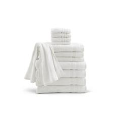 MEDMDTWC4B12SZ - Medline - Blended Terry Washcloths, White, 12 x 12