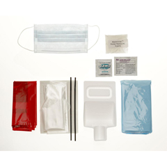 MEDMPH17CD410H - MedlineFluid Clean-Up Kits