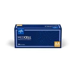 MEDMPHBAAZ - MedlineMedCell Alkaline Batteries