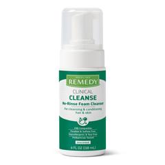 MEDMSC092104 - Medline - Remedy Phytoplex No-Rinse Foam Cleanser, 4 oz., 24 EA/CS
