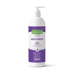 MEDMSC092416H - Medline - Remedy Phytoplex Nourishing Skin Cream Moisturizer, 16 oz. Pump Bottle