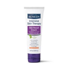 MEDMSC0924404 - Medline - Remedy Intensive Skin Therapy Skin Repair Cream, White, 4 oz., 12 EA/CS