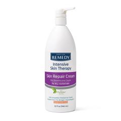 MEDMSC0924432 - Medline - Remedy Intensive Skin Therapy Skin Repair Cream, Cream, 32 oz., 12 EA/CS