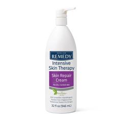 MEDMSC0924432UNS - Medline - Remedy Intensive Skin Therapy Skin Repair Cream, White, 32 oz., 12 EA/CS