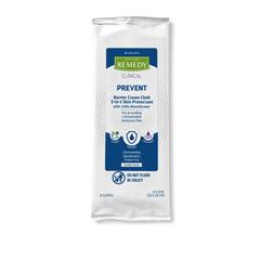 MEDMSC092508 - Medline - Remedy Phytoplex Dimethicone Skin Protectant Cloths, 32 PK/CS