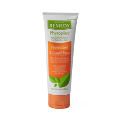 MEDMSC092544H - Medline - Remedy Phytoplex Z-Guard Skin Protectant Paste, 4 oz.