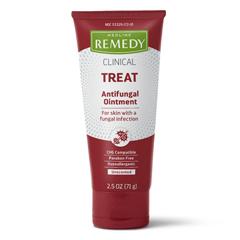 MEDMSC092625 - MedlineRemedy® Phytoplex Antifungal Ointment, Clear, 2.5 oz Tube, 12EA/CS