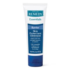MEDMSC092B02 - Medline - Remedy Basics Barrier Ointments, 2 oz., 12 EA/CS
