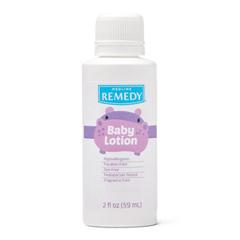 MEDMSC092FFB02 - Medline - Remedy Baby Lotion, Fragrance-Free, 2 oz., 96 EA/CS