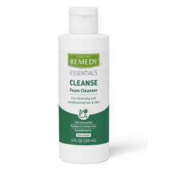 MEDMSC092SBW04H - MedlineRemedy Basics Shampoo and Body Wash Gel