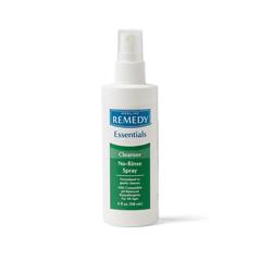 MEDMSC092SCSW04 - Medline - Remedy Essentials No-Rinse Cleansing Spray, 4 oz., 48 EA/CS