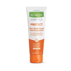MEDMSC092ZP04 - Medline - Remedy Essentials Zinc Skin Protectant Paste, 4 oz., 12 EA/CS