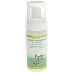 MEDMSC094205FOAM - Medline - Remedy Olivamine Foaming Antimicrobial Cleanser, 5 oz. Pump Bottle, 12 EA/CS