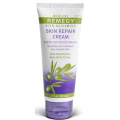 MEDMSC094422H - Medline - Remedy Olivamine Skin Repair Cream, Off White, 2.000 OZ, 1/EA