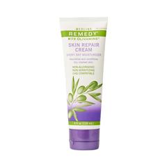 MEDMSC094424 - Medline - Remedy Olivamine Skin Repair Cream, Off White, 4.000 OZ, 12 EA/CS