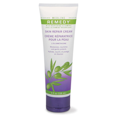 MEDMSC094842UNSC - Medline - Remedy Olivamine Skin Repair Cream, Off White, 4.000 OZ, 12 EA/CS