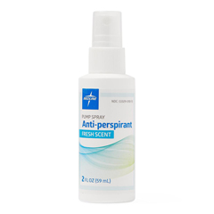 MEDMSC095012H - MedlineMedSpa Pump Spray Antiperspirant/Deodorant, 2 oz