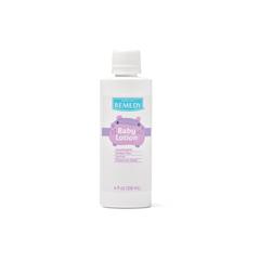 MEDMSC095018 - Medline - Remedy Baby Lotion, Powder Scent, 4 oz.