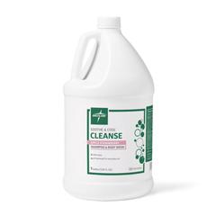 MEDMSC095066 - MedlineShampoo & Body Wash, AppleStrawberry, Gal