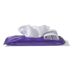 MEDMSC095101 - Medline - ReadyBath LUXE Total Body Cleansing Heavyweight Washcloths, Fragrance Free, 8/Pack