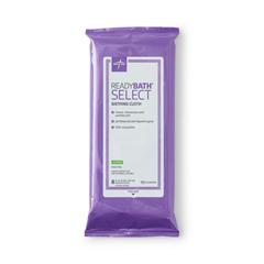 MEDMSC095106 - MedlineReadyBath® SELECT Medium Weight Cleansing Washcloths