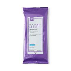 MEDMSC095109 - Medline - ReadyBath SELECT Medium Weight Cleansing Washcloths, 30 PK/CS