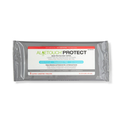 MEDMSC095223H - MedlineAloetouch PROTECT Dimethicone Skin Protectant Wipes