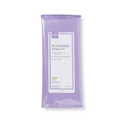 MEDMSC095306 - MedlineReadyBath® Complete Washcloths