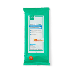 MEDMSC095311 - Medline - ReadyCleanse Perineal Care Cleansing Cloth, 30 EA/CS