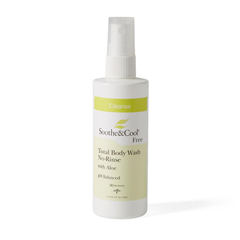 MEDMSC095328 - MedlinePerineal Wash No-Rinse 4 Oz Soothe & Cool