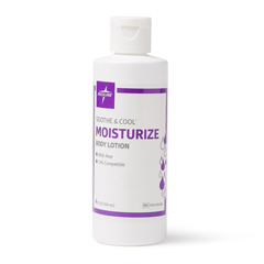 MEDMSC095368H - Medline - Soothe & Cool Moisturizing Body Lotion, White, 4.000 OZ, 1/EA
