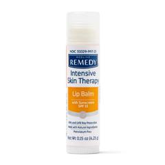 MEDMSC098SPF15 - Medline - Remedy Lip Balms with SPF 15, 0.150 oz., 36 EA/CS