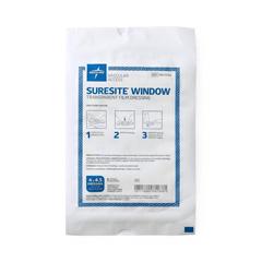 MEDMSC2304H - MedlineSuresite Window Transparent Dressings