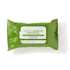 MEDMSC263150A - MedlineAloetouch SELECT Premium Spunlace Personal Cleansing Wipes